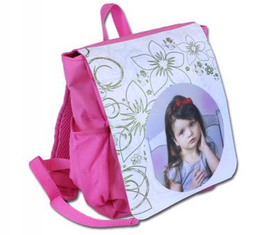 Kinder-Rucksack MAX pink