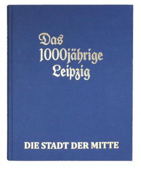 Das tausendjährige Leipzig - Die Stadt der Mitte